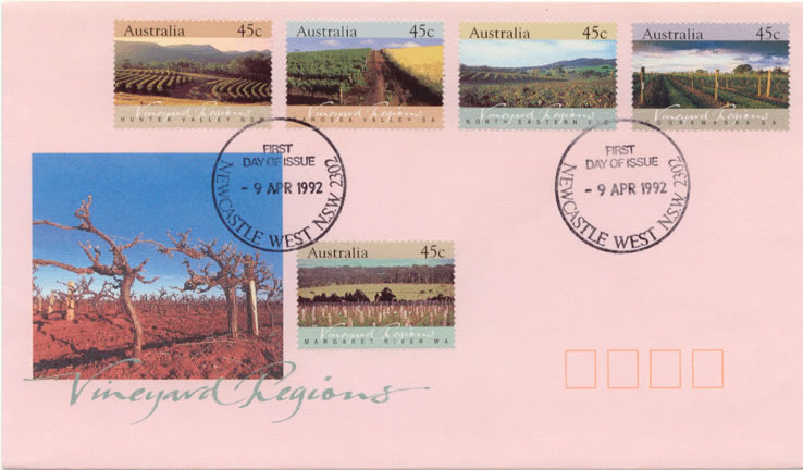 Australia First Day Cover