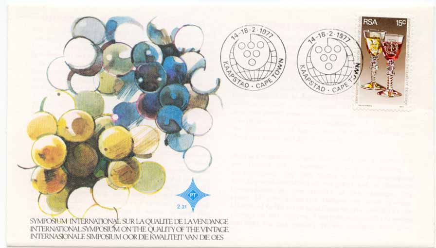 South Africa First Day Cover